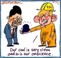 2011-05-25 Australia clean coal conscience 500