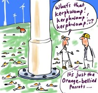 2011-06-24 Study windfarms noise dangerous unpublish 500