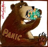 2011-09-23 Stock market panic 500