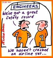 2011-10-12 Qantas Engineers strike 500
