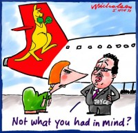 2011-11-05 Joyce defends his vision of Qantas 500-