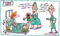 2011-11-10 Gillard carbon tax baby Milne 650