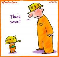 2011-11-15 Benjamin tells steel industry too small 500