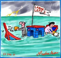 2011-12-22 Labor left shifts reaction boat tragedy 500