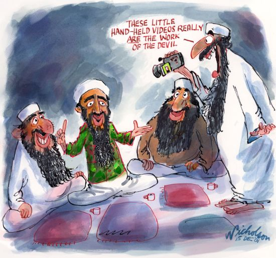 in laden cartoons. osama bin laden cartoon images