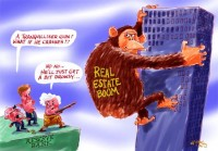 May Interest rates to hit king kong 504