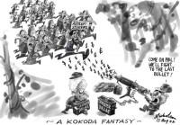 Aug Asylum seekers Howard Kokoda fantasy 550