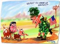 Sept Howard Downer go walkies Iraq 530