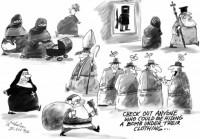 Veiled women seen as bomb threats 510