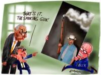 Iraq Saddam Blix smoking gun 1m