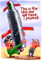Saddam last missile 1