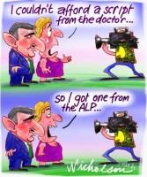 Bulk bill Doctor script from ALP 1