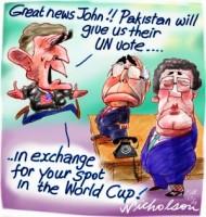Bush wants Howard help Pakistan UN vote 1