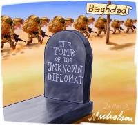Tomb of the Unknown Diplomat .5
