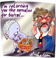 Aborigines ATSIC remains Clark Ruddock unpub .5