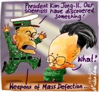 Kim Jong-Il scientists defect .5