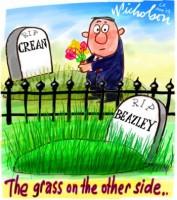 Crean Beazley poll grave matter ALP .5