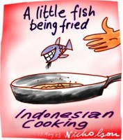 Indonesian cooking Amrozi Bali bombing .5
