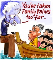 vietnamese boat people family values refugees .4