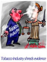 Tobacco industry justice McCabe 200259