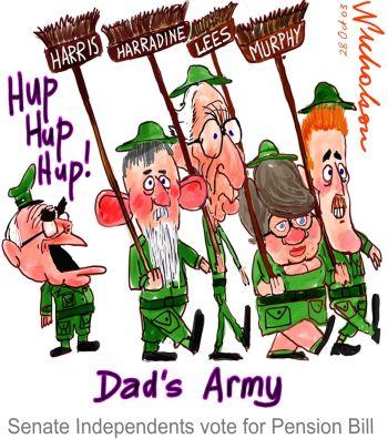 Keywords: army , bill , pension , senate