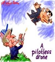 Howard Bush defence pilotless drone 200226