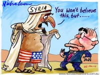 Syria wants be friends US 450336