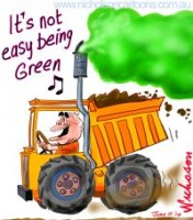 Green Howard diesel rebate 200226