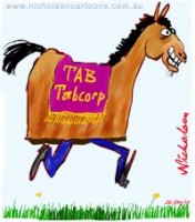TAB takeover of Tabcorp 200226