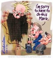 Bush gives Latham shock treatment 200226