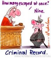 Nine prisoners escape WA record 200