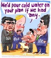 National water plan states squabble 200