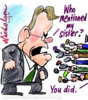 Latham raises sister 200226