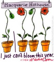 Macquarie Bank not bloom so good 200