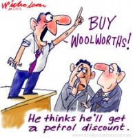 Woolworths soars on petrol discounts 226233