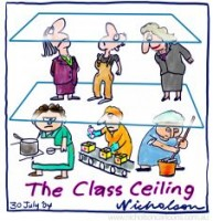 Glass ceiling middle class 226233