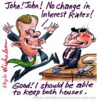 Interest rates Howard both houses 226233