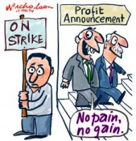 CBA profit clamp on workers 226233