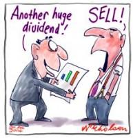 Big dividends put markets sell 226233