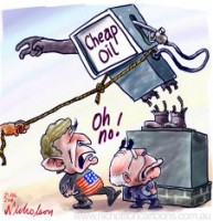 Oil prices rise Iraq goes sour 226233