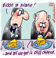$1000 a plate fund raiser drugs 226233