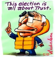 Howard liefjacket election about trust 226233