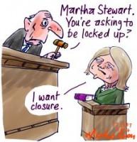 Martha Stewart asks judge jail 226233