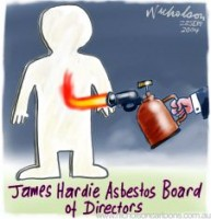 James Hardie Asbestos Board 226233