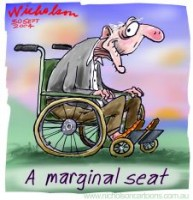 Medicare Gold marginal seats 226p