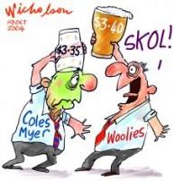 Woolies bids up ALH 226233