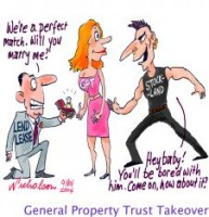 General Property Trust suitors 226