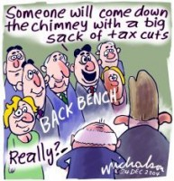 Tax cuts fantasy 226