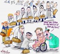 ALP Latham and his doctors 4507mg
