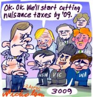 nuisance taxes state premiers 226